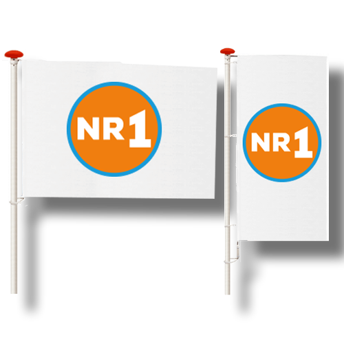 Goedkoop online vlaggen bedrukken en bestellen