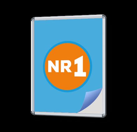 Online blueback posters bestellen bij NR1PRINT