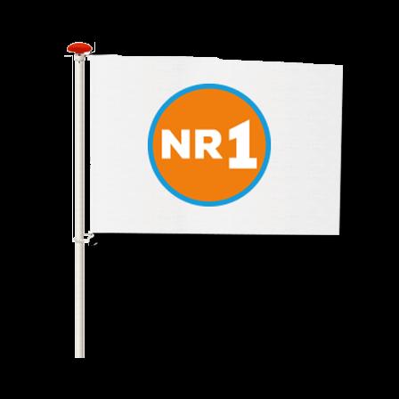 Vlaggen recht model bedrukken en bestellen