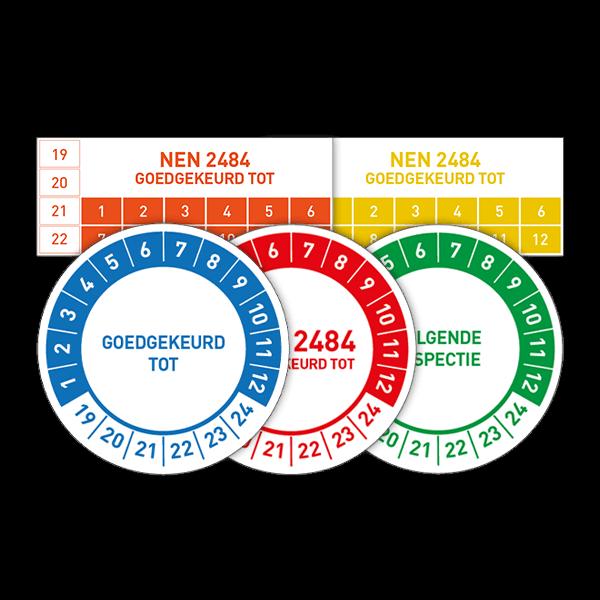 Kant-en-klare stickers bestellen