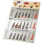 3-Maandskalenders goedkoop bedrukken en bestellen