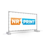 Goedkoop online bouwhekdoek drukken en bestellen