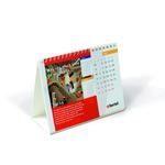 Goedkoop online bureaukalender 2018 bedrukken en bestellen