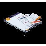 Notitieblokken bedrukken met logo en bestellen