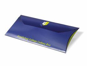 Goedkoop kartonnen cadeaubox bedrukken en bestellen