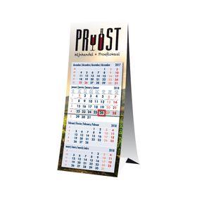 Driemaands-bureaukalenders drukken en bestellen