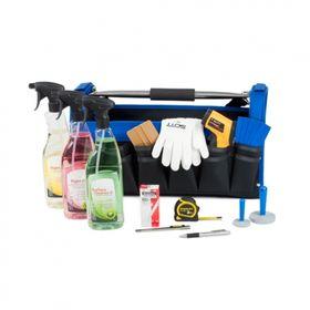 complete toolbox gereedschapskist voor signing en stickers