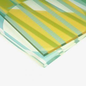 Lichtbakplaten met opdruk bestellen