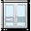 Raamstickers met zandstraal-effect / melkglas uitstraling bestellen