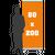 Rollbanner 80 x 200 cm bedrukken