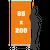 Rollbanner 85 x 200 cm bedrukken