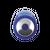 Zwarte balpen met logo opdruk