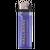 Donkerblauwe  transparante aanstekers met logo bedrukken